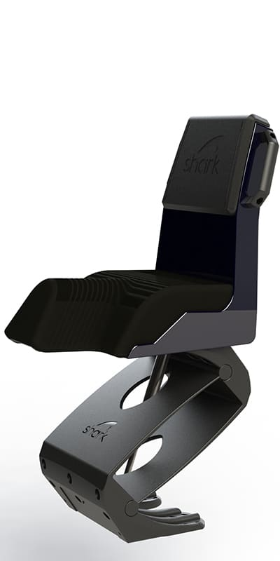 Shark Ultra jockey suspension seat