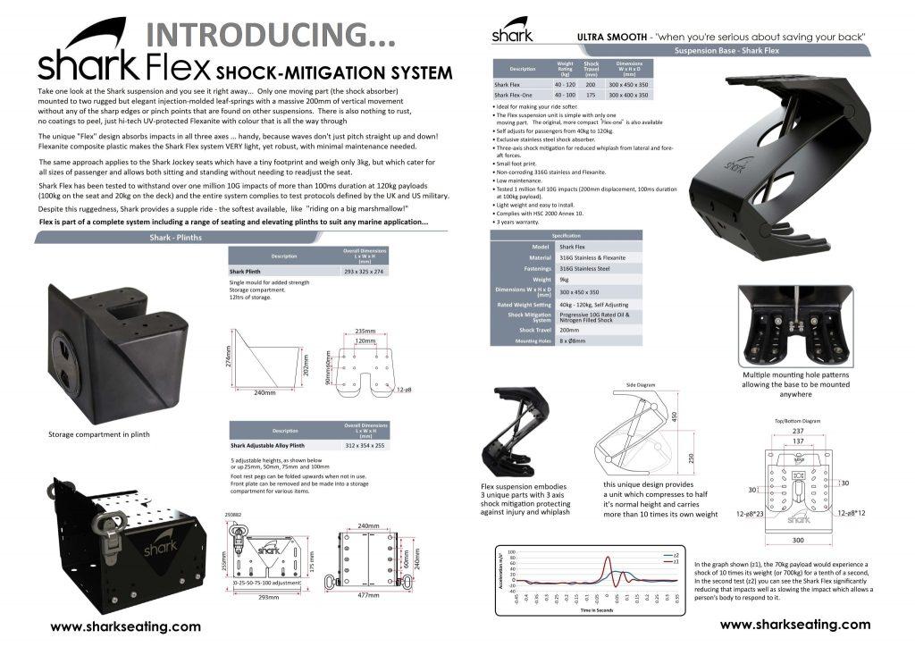 Flex's brochure